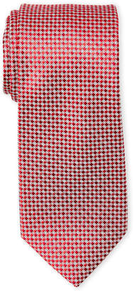 English Laundry Perry Ellis Portfolio Cable Micro Silk Tie