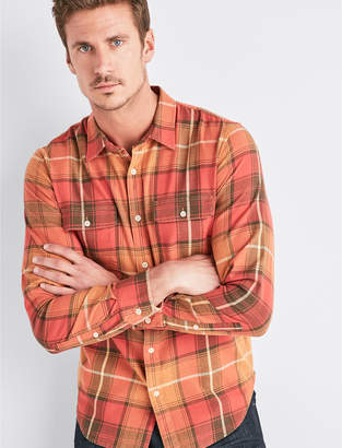 Lucky Brand CLEAN TWO POCKET WORKWEAR SHIRT