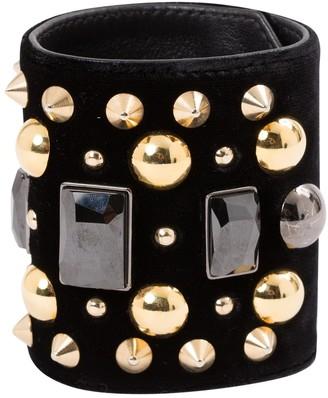 Givenchy Navy Metal Bracelet