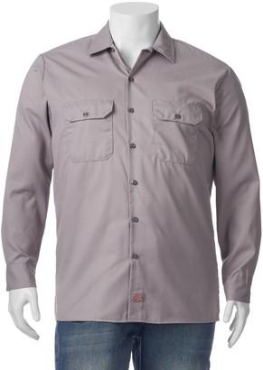 Dickies Big & Tall Original-Fit Work Shirt