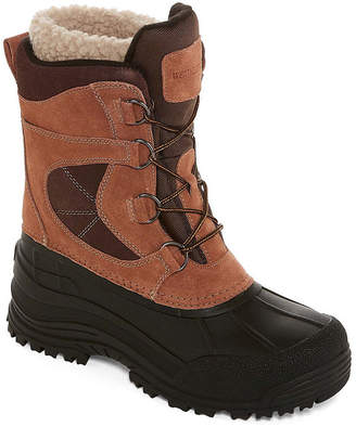 Weatherproof Mens Tundra IV Winter Boots Water Resistant Insulated Lace-up
