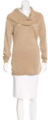 MICHAEL Michael Kors Metallic Knit Sweater