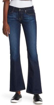 Big Star Hazel Boot Cut Mid Rise Jeans