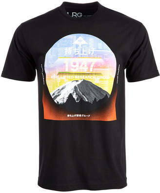 Lrg Men High Quality Graphic T-Shirt