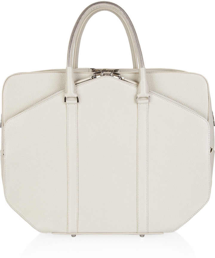 Alexander Wang Dimanche leather box tote