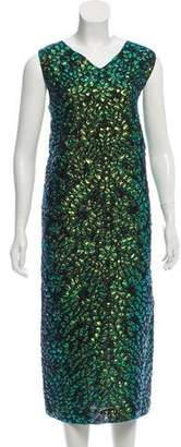 MM6 MAISON MARGIELA Sleeveless Midi Dress