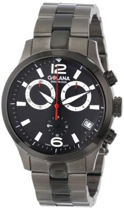 Golana Swiss Men's Swiss Quartz Stainless Steel Sport Watch