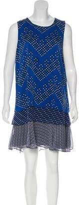 Diane von Furstenberg Liza Silk Dress