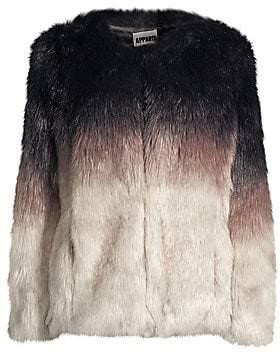 Apparis Women's Lola Faux Fur Coat