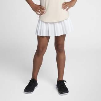 Nike NikeCourt Victory Older Kids'(Girls') Tennis Skirt