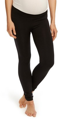 Women's Rosie Pope Seamless Low Rise Maternity Leggings $32 thestylecure.com
