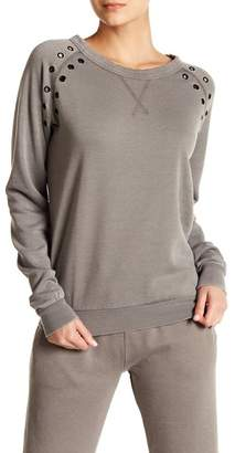 The Laundry Room Grommet Sweatshirt