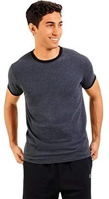 Russell Athletic Men's Essential Cotton Ringer T-Shirt