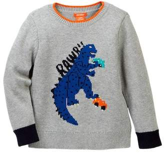 Joe Fresh Crew Neck Sweater (Toddler & Little Boys)