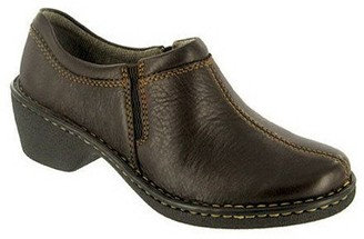 Eastland Leather Slip-ons with Twin Gore -Amore