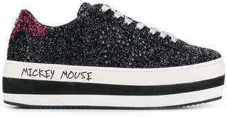 Moa Master Of Arts Mickey Mouse platform sneakers