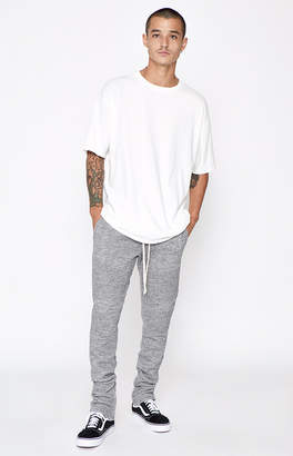 Moto Pacsun Drop Skinny Grey Jogger Pants