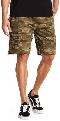 American Stitch Pique Camo Shorts