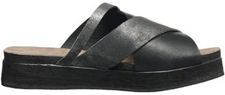Antelope 213 Leather Platform Sandal