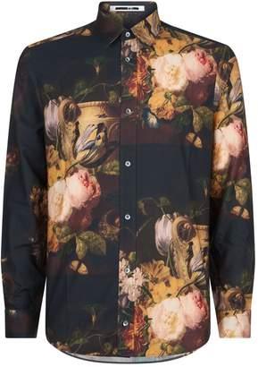 McQ Floral Shirt