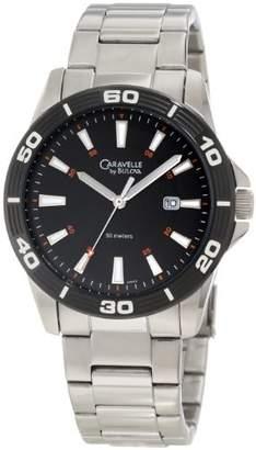Bulova Caravelle by Men's 45B118 Sporty Bracelet Watch