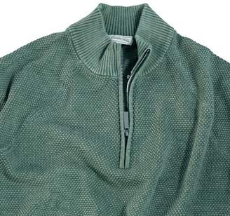 Madda Fella The Balao Quarter Zip Sweater
