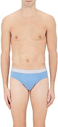 Hanro Men's Two-Pack Jersey Briefs $60 thestylecure.com