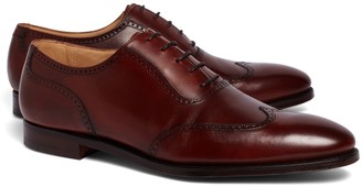Brooks Brothers Peal & Co. U-Throat Wingtips