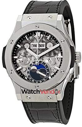 Hublot Classic Fusion Aerofusion Moonphase Automatic Men's Watch 547.NX.0170.LR