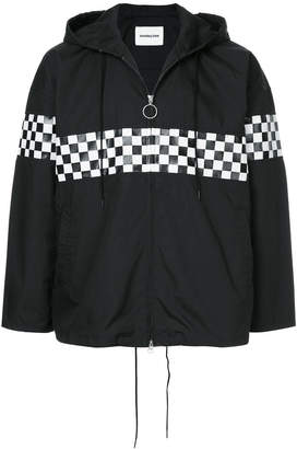 Monkey Time Checked Stripe Jacket