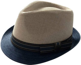 Fore Boys' Two-Tone Fedora Hat