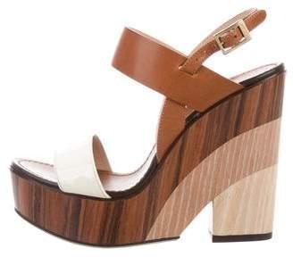 Jimmy Choo Notion Wedge Sandals