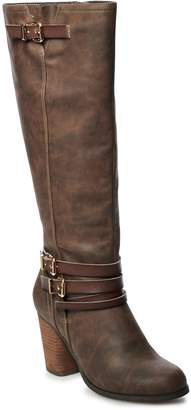 Steve Madden Nyc NYC Dancy Women's High Heel Tall Boots