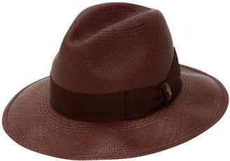 Borsalino Quito Large Brim Straw Panama Hat
