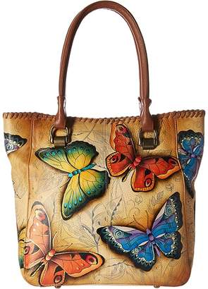 Anuschka 609 Large Shopper Handbags