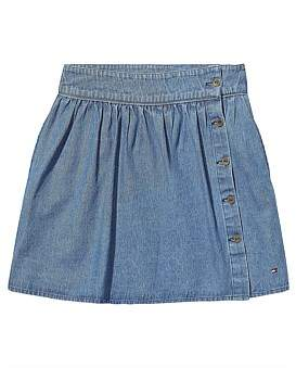 Tommy Hilfiger Girlfriend Indigo Skirt