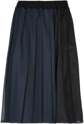Muveil Work Knee length skirts