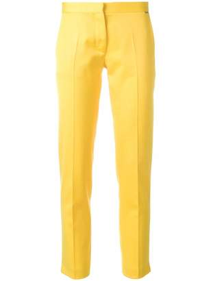 Styland cropped design trousers