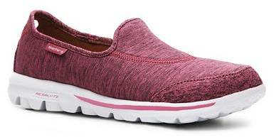 Skechers GOwalk Lightweight Slip-On Walking Shoe - Womens