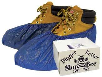 SHUBEE Waterproof Shoe Covers Dark Blue, Waterproof ShuBee Shoe Covers are made from a textured, plastic material perfect keeping the wet mess off floors.., By ShuBee