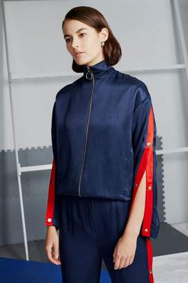 Topshop Tailored Track Top