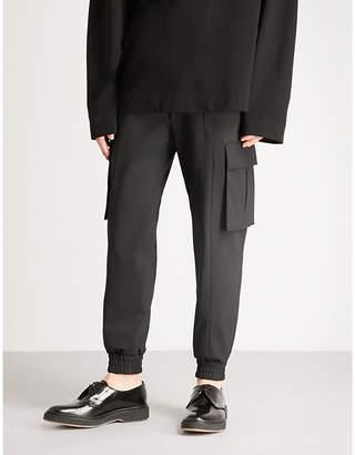 Juun.J JUUN J Tapered woven trousers