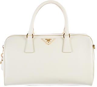 pradaPrada Saffiano Lux Bauletto Bag