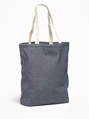 Old Navy Chambray Tote for Women