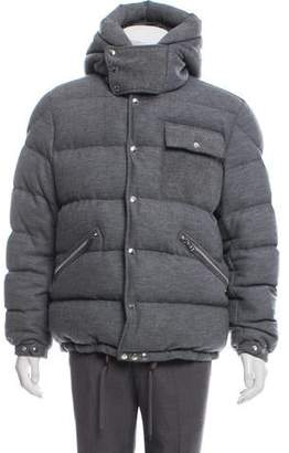 878472828 Moncler Grey Outerwear For Men - ShopStyle Australia