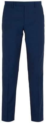 Paul Smith Classic Suit Trousers - Mens - Blue