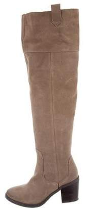 Seychelles Suede Over-The-Knee Boots