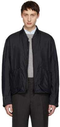 Jil Sander Navy Richmond Bomber Jacket