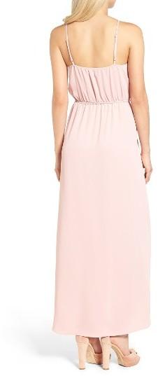 Women's Everly Ruffle Wrap Maxi Dress 2