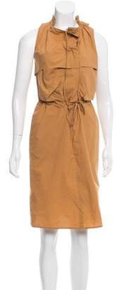 Hache Sleeveless Midi Dress w/ Tags